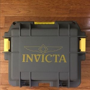Invicta Dive Case